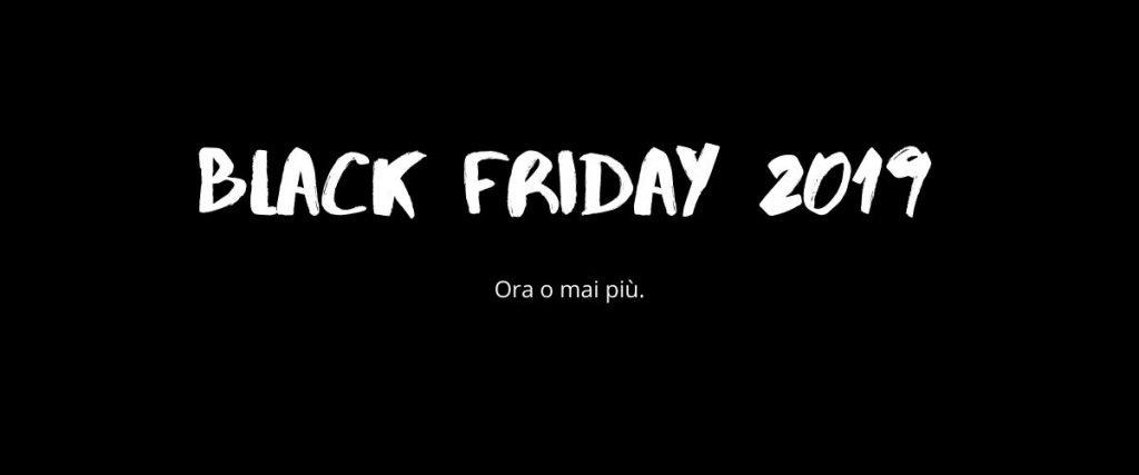 Black Friday scope a vapore 2019
